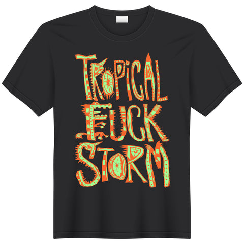 Tropical Fuck Storm T-Shirt - Private Stash