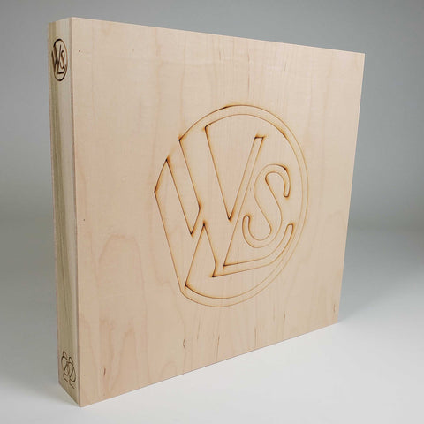 Wooden Box for 2020 White Label Series