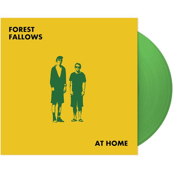 At Home - Forest Fallows - Joyful Noise Recordings - 2