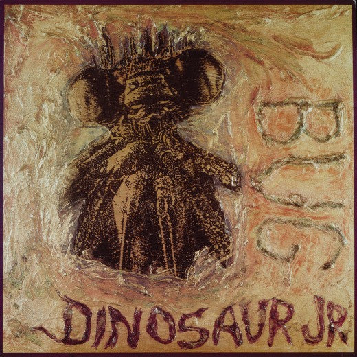 Bug - Dinosaur Jr. - Joyful Noise Recordings