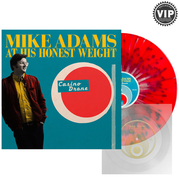 Casino Drone - Mike Adams At His Honest Weight - Joyful Noise Recordings - 2