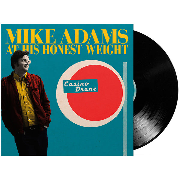 Casino Drone - Mike Adams At His Honest Weight - Joyful Noise Recordings - 3