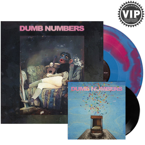 Dumb Numbers II - Dumb Numbers - Joyful Noise Recordings - 3