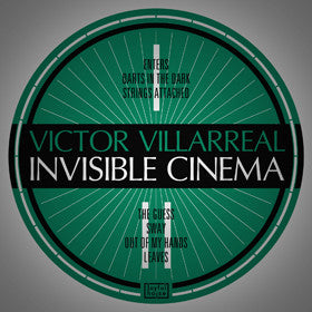 Invisible Cinema - Victor Villarreal - Joyful Noise Recordings