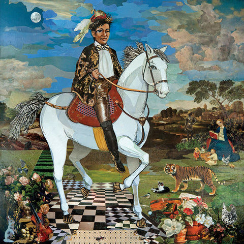Lighght - Kishi Bashi - Joyful Noise Recordings - 1