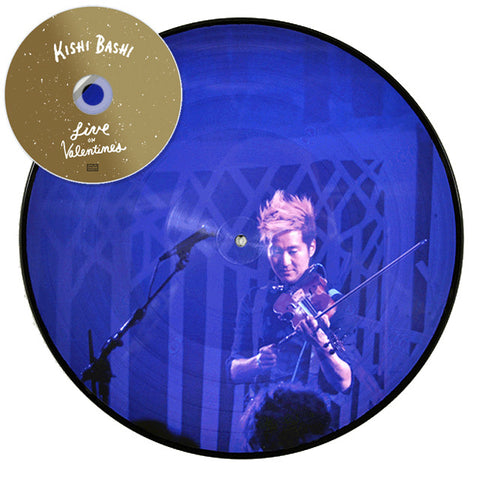 Live on Valentine's [PRIVATE STASH] - Kishi Bashi - Joyful Noise Recordings - 1