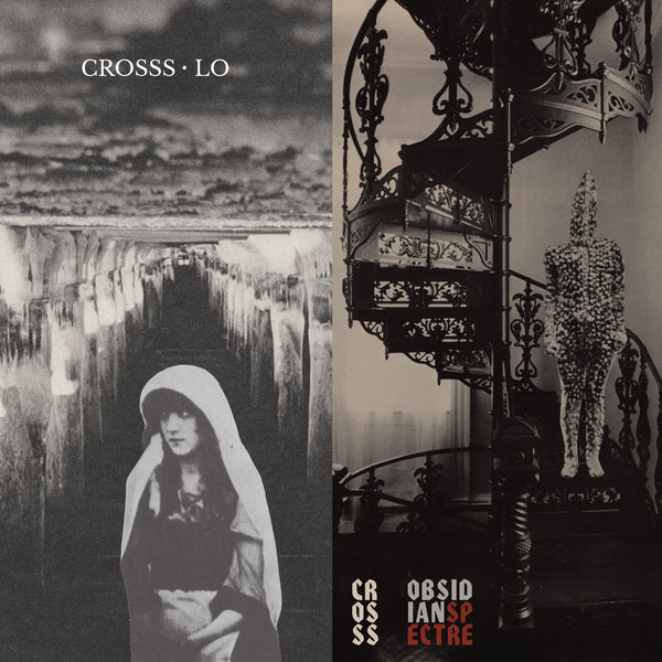 LO / Obsidian Spectre - Crosss - Joyful Noise Recordings - 1