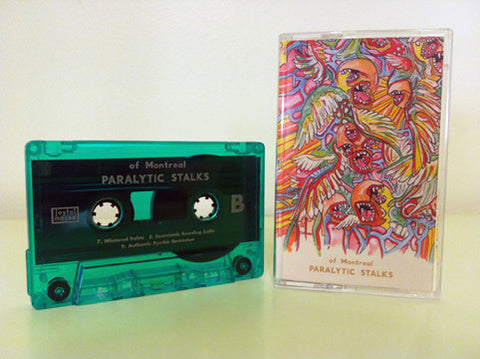 Paralytic Stalks - of Montreal - Joyful Noise Recordings - 1