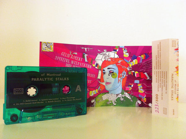 Paralytic Stalks - of Montreal - Joyful Noise Recordings - 2