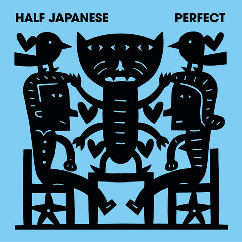 Perfect - Half Japanese - Joyful Noise Recordings - 1