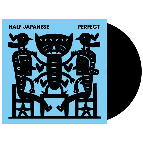 Perfect - Half Japanese - Joyful Noise Recordings - 4