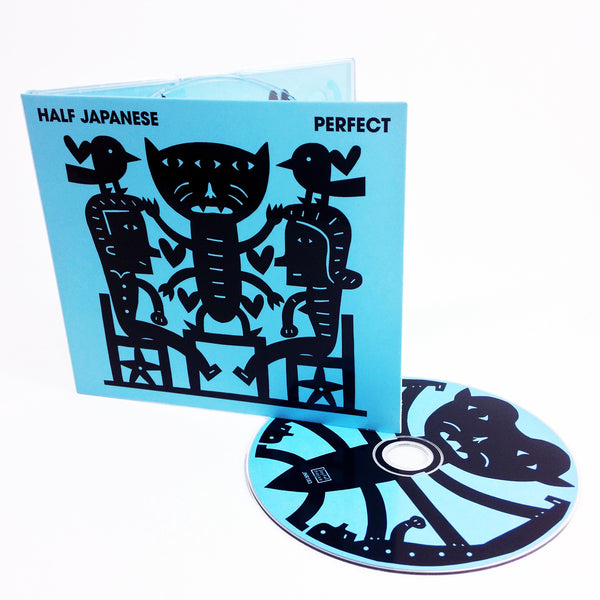 Perfect - Half Japanese - Joyful Noise Recordings - 5