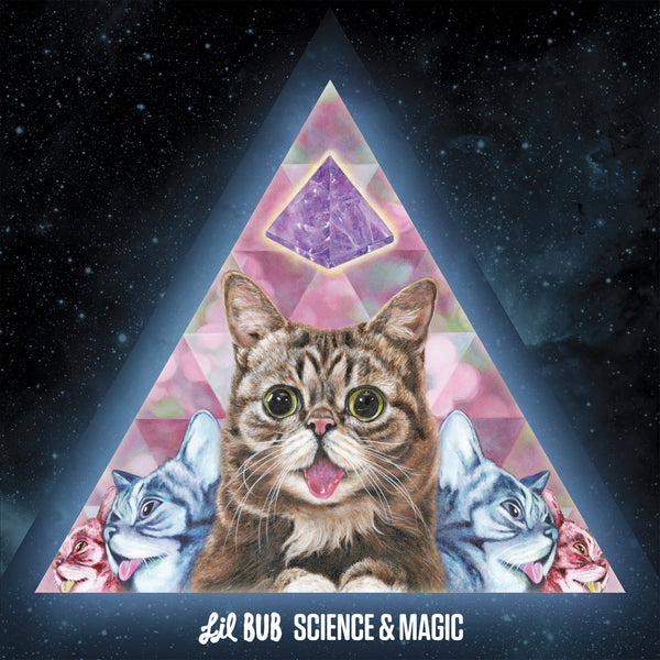 Science & Magic: A Soundtrack To The Universe - Lil BUB - Joyful Noise Recordings - 1