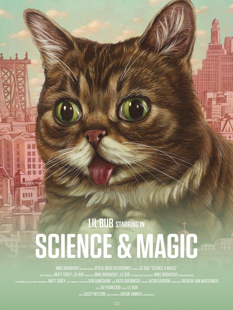 Lil Bub Science Amp Magic A Soundtrack To The Universe