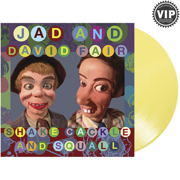 Shake, Cackle and Squall - Jad And David Fair - Joyful Noise Recordings - 2