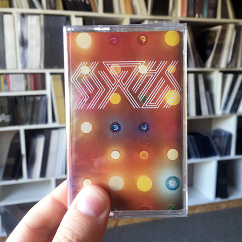 Sisyphus Cassette [PRIVATE STASH] - Sisyphus - Joyful Noise Recordings - 1