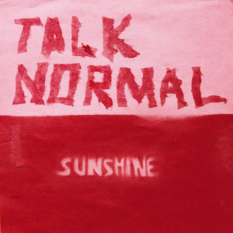 Sunshine - Talk Normal - Joyful Noise Recordings - 1