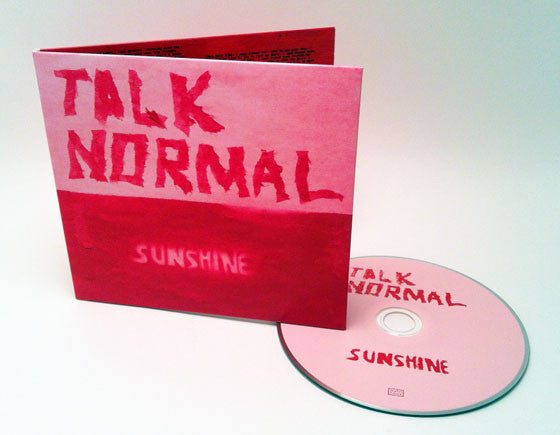 Sunshine - Talk Normal - Joyful Noise Recordings - 2