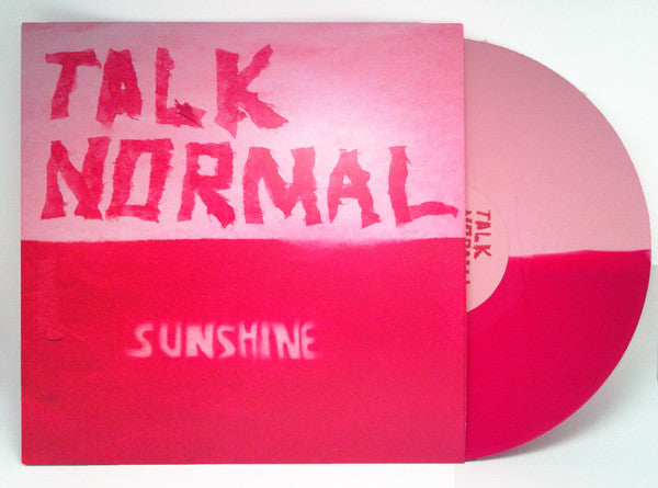 Sunshine - Talk Normal - Joyful Noise Recordings - 4
