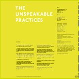 The Unspeakable Practices - The Unspeakable Practices - Joyful Noise Recordings - 4