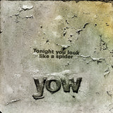 Tonight You Look Like A Spider - David Yow - Joyful Noise Recordings - 1