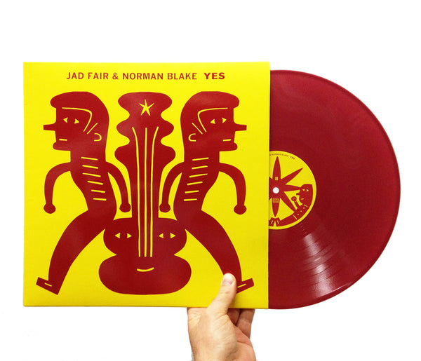 Yes - Jad Fair & Norman Blake - Joyful Noise Recordings - 2