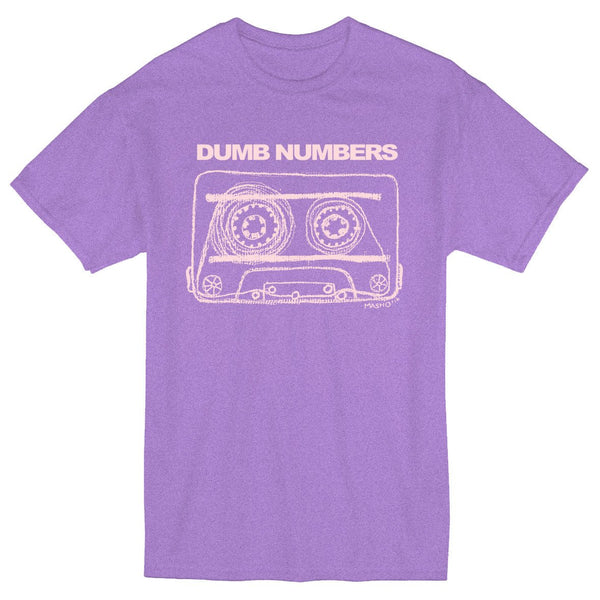 Apparel - Dumb Numbers Cassette T-Shirt