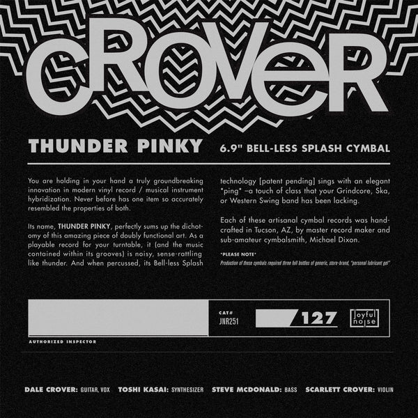 Art Object - Thunder Pinky
