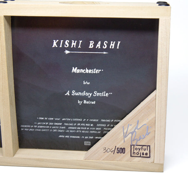 "7"" Box Set - Kishi Bashi - Joyful Noise Recordings - 5"