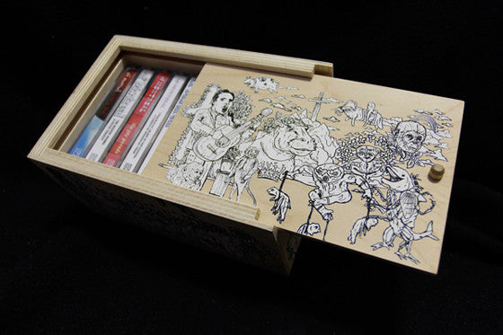 Cassette Box Set - of Montreal - Joyful Noise Recordings - 2