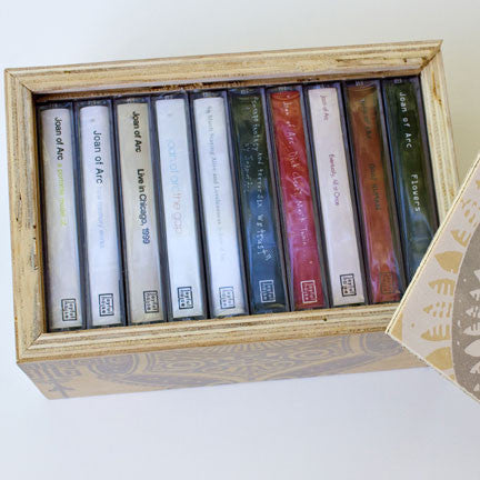Cassette Box Set - Joan of Arc - Joyful Noise Recordings - 3