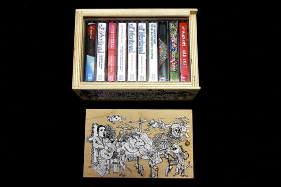 Cassette Box Set - of Montreal - Joyful Noise Recordings - 4