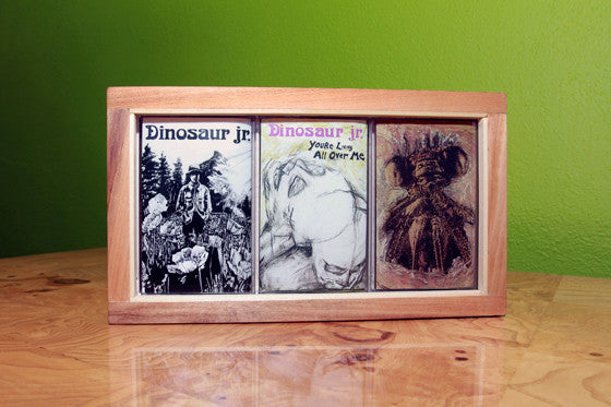 Cassette Trilogy - Dinosaur Jr. - Joyful Noise Recordings - 4