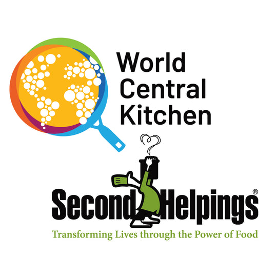 World Central Kitchen / Second Helpings Donation
