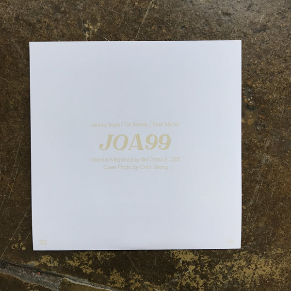 "EPs - JOA99 - 12"" [PRIVATE STASH]"