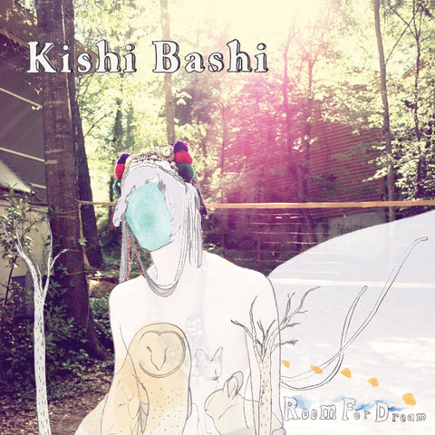 Room For Dream EP - Kishi Bashi - Joyful Noise Recordings