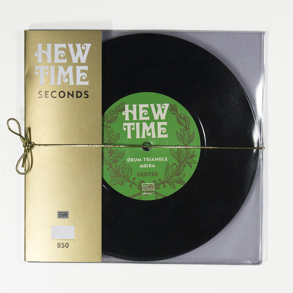 Seconds - Hew Time - Joyful Noise Recordings - 1