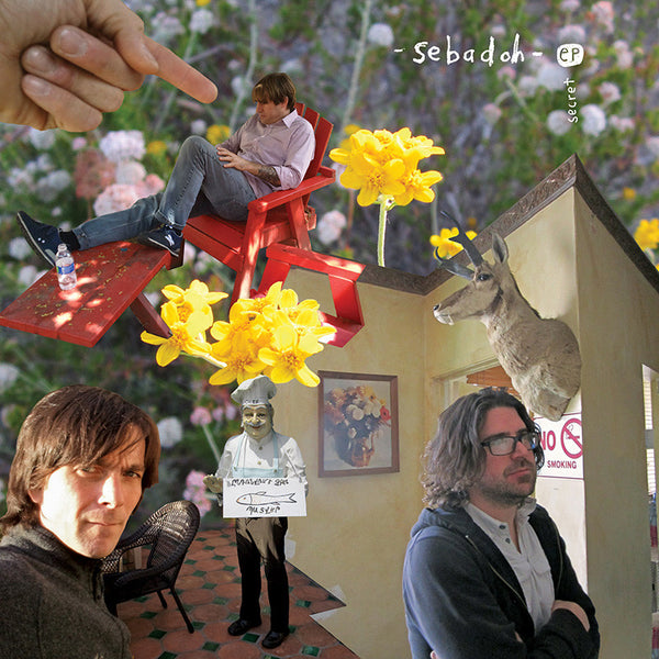 Secret EP - Sebadoh - Joyful Noise Recordings - 1