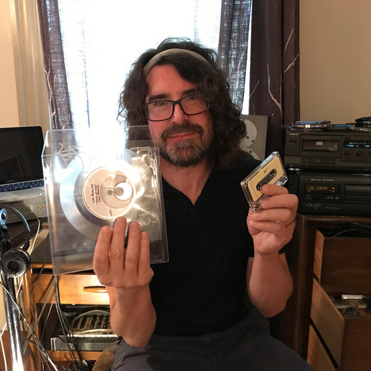 Lou Barlow Artist Enabler Club - Digital & Physical