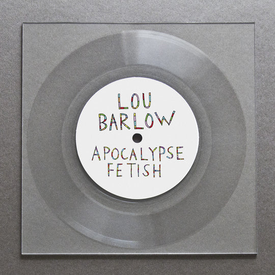 Apocalypse Fetish [Lathe-Cut Edition] - Lou Barlow - Joyful Noise Recordings - 1