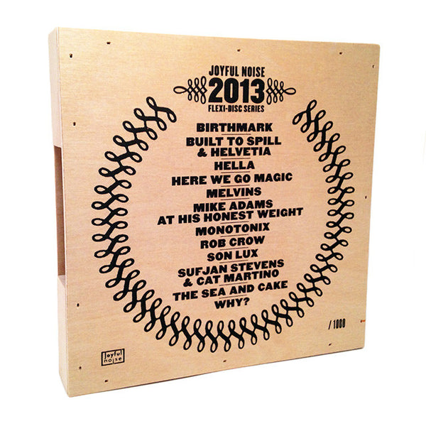 Joyful Noise 2013 Flexi-Disc Series - Various Artists - Joyful Noise Recordings - 2