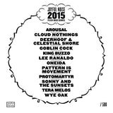 Joyful Noise 2015 Flexi-Disc Series - Various Artists - Joyful Noise Recordings - 2