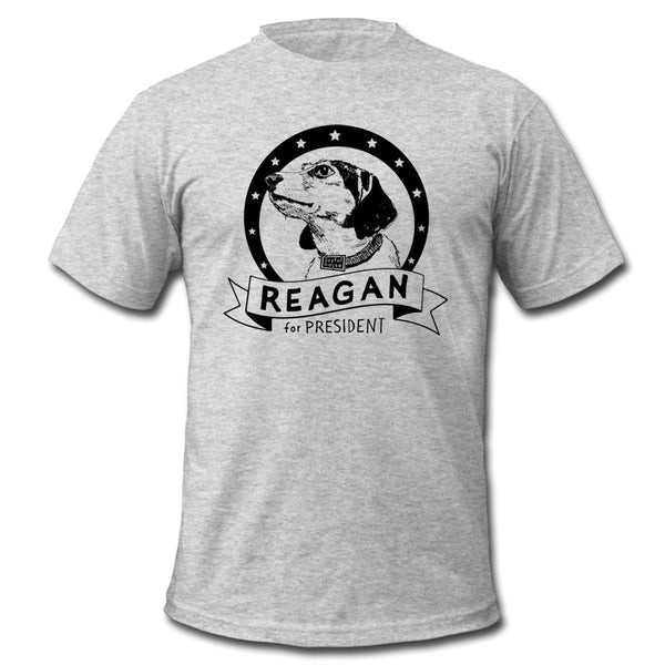 "Joyful ""Reagan for President"" T-Shirt - Joyful Noise Recordings - Joyful Noise Recordings - 1"