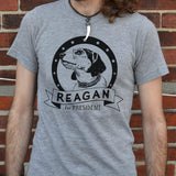 "Joyful ""Reagan for President"" T-Shirt - Joyful Noise Recordings - Joyful Noise Recordings - 2"
