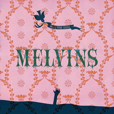 Billy Fish Alive - Melvins - Joyful Noise Recordings