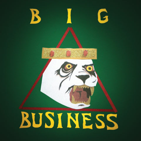 Blacker Holes - Big Business - Joyful Noise Recordings