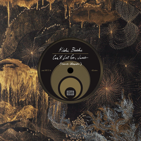 Can't Let Go, Juno b/w Hey Big Star (Piano Versions) - Kishi Bashi - Joyful Noise Recordings - 1