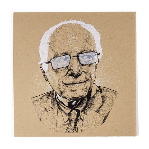 Feel It In Your Guts - Thurston Moore & Bernie Sanders - Joyful Noise Recordings - 1