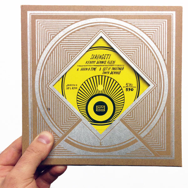 Kenny Dennis Flexi - Serengeti - Joyful Noise Recordings