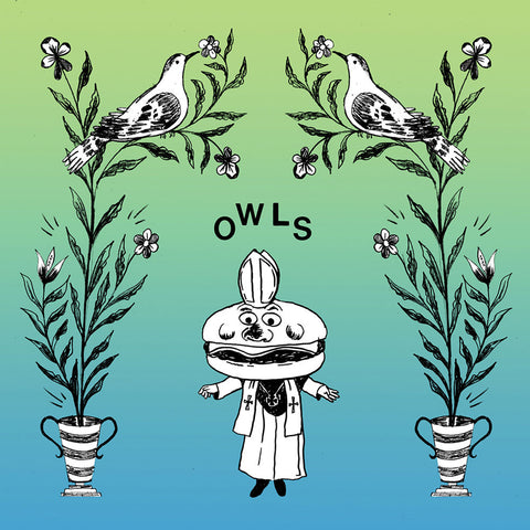 Song #9 Demo - Owls - Joyful Noise Recordings